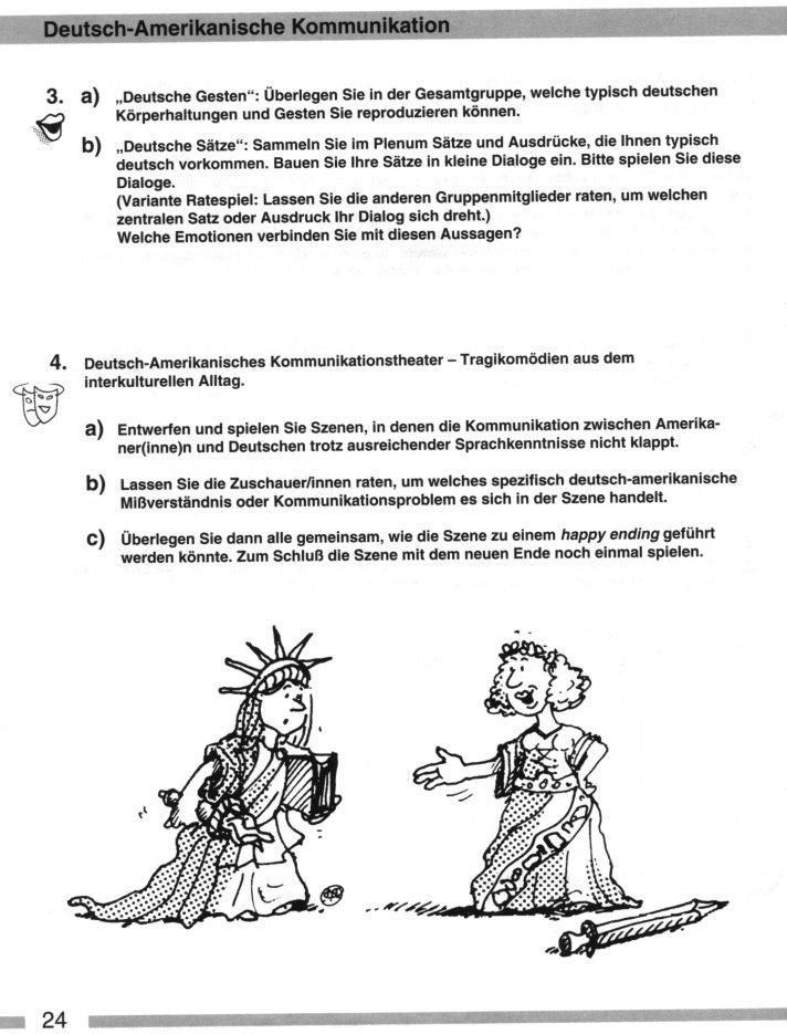 Beispiele für Rollenspiele über Text